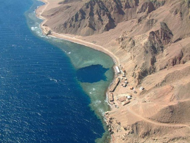 Голубая дыра, Дахаб, Египет