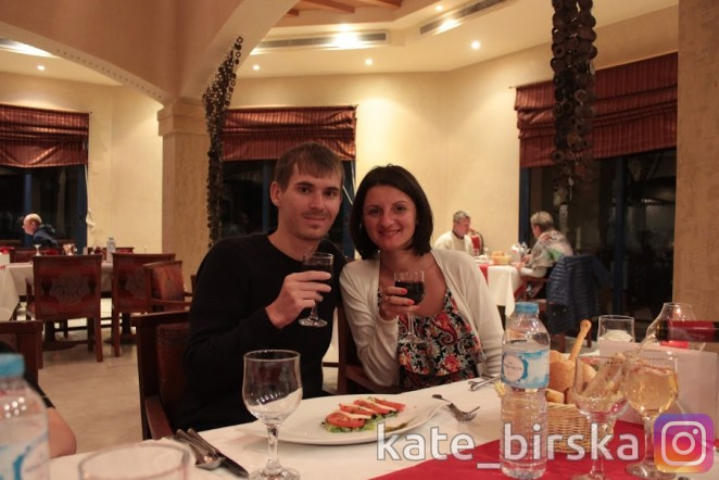 A la Carte ресторан Otium Amphoras Hotel