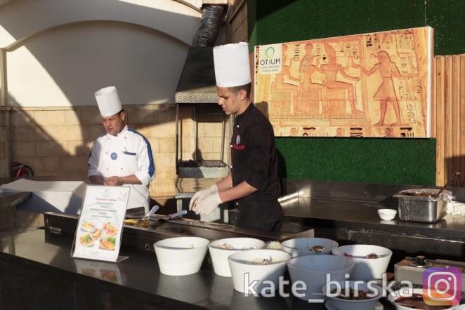шеф-повар в Шарм эль Шейхе, Египет