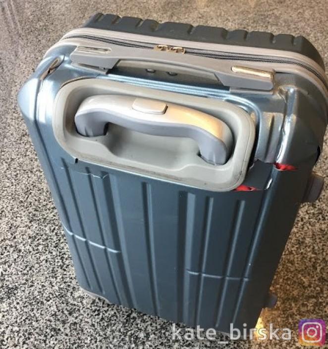 поврежденный багаж