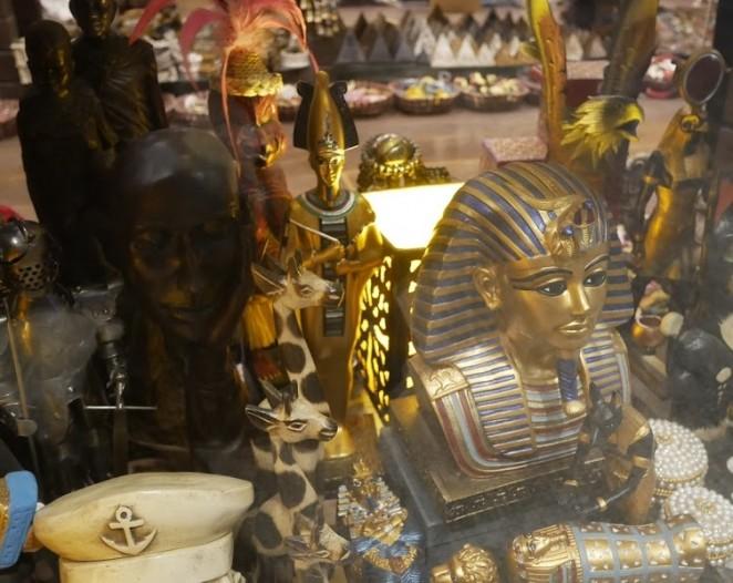 Сувениры из Египта, Шарм-эль-Шейх