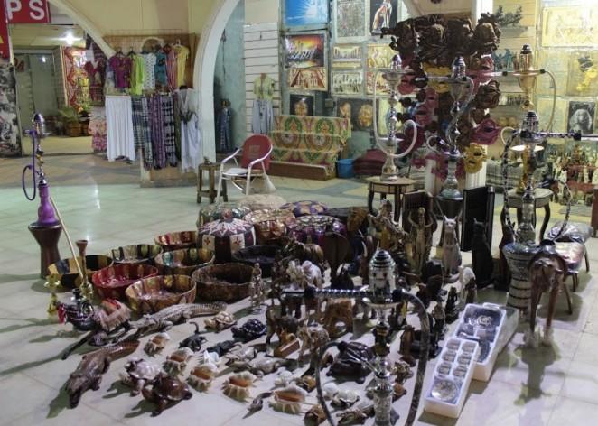 Сувениры из Шарма