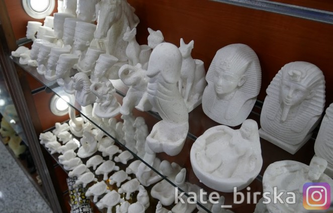Статуэтки из Египта