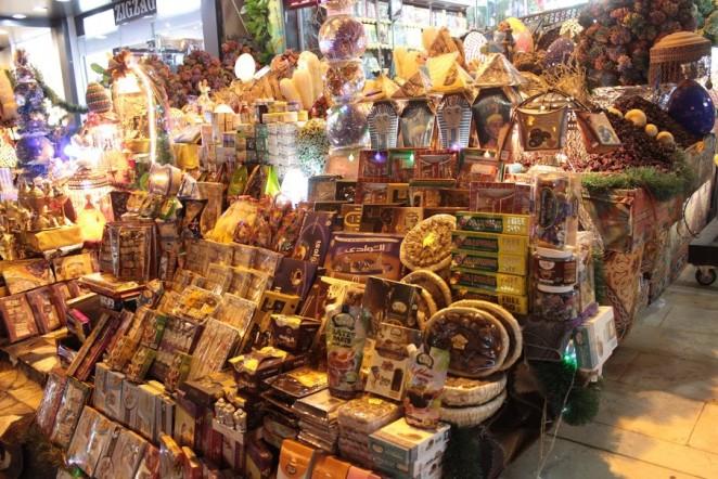 Сувениры из Египта, сладости