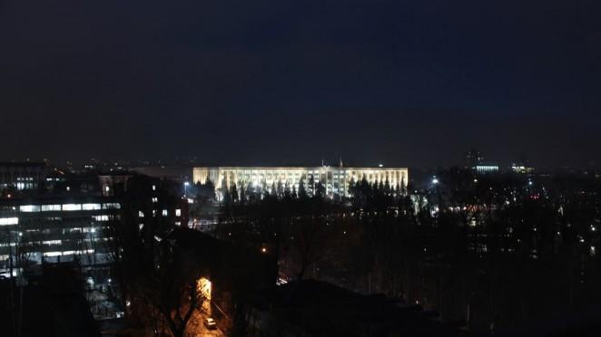 Парламент Молдовы, Кишинев