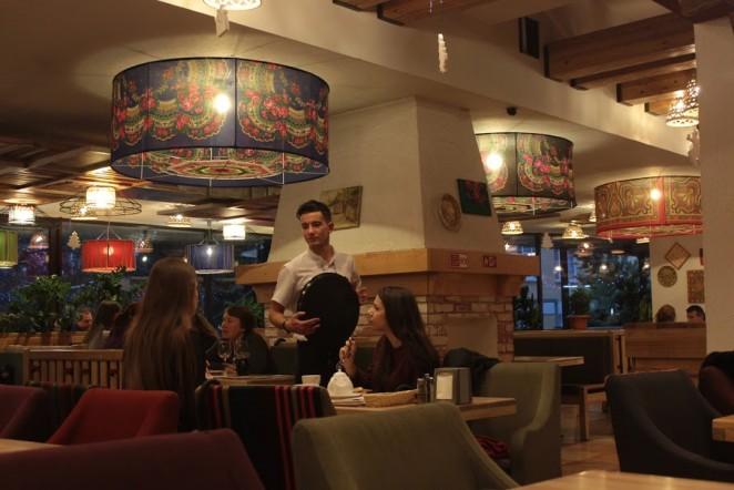 Кафе La Placinte