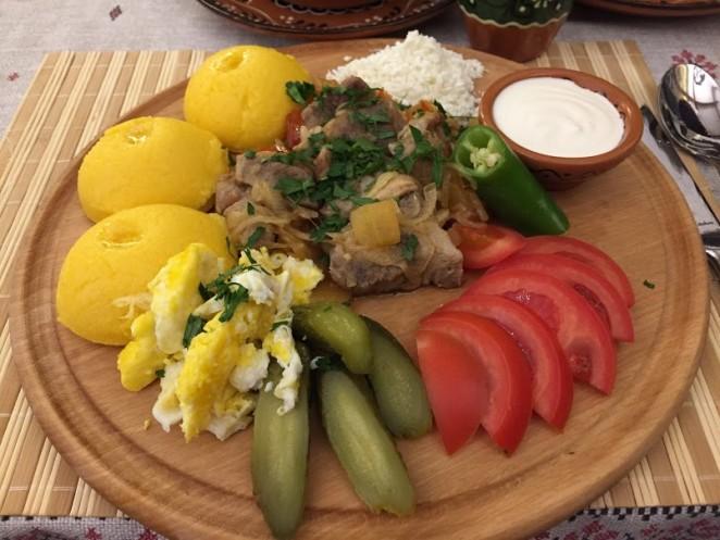 Молдавская кухня - токана