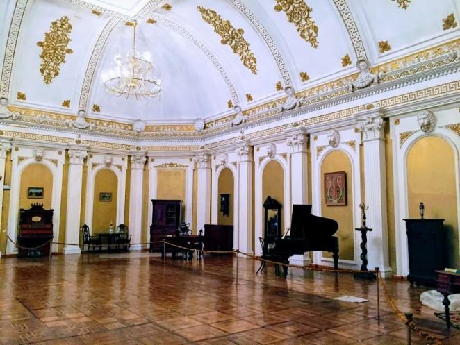 Национальный музей Молдовии в Кишиневе