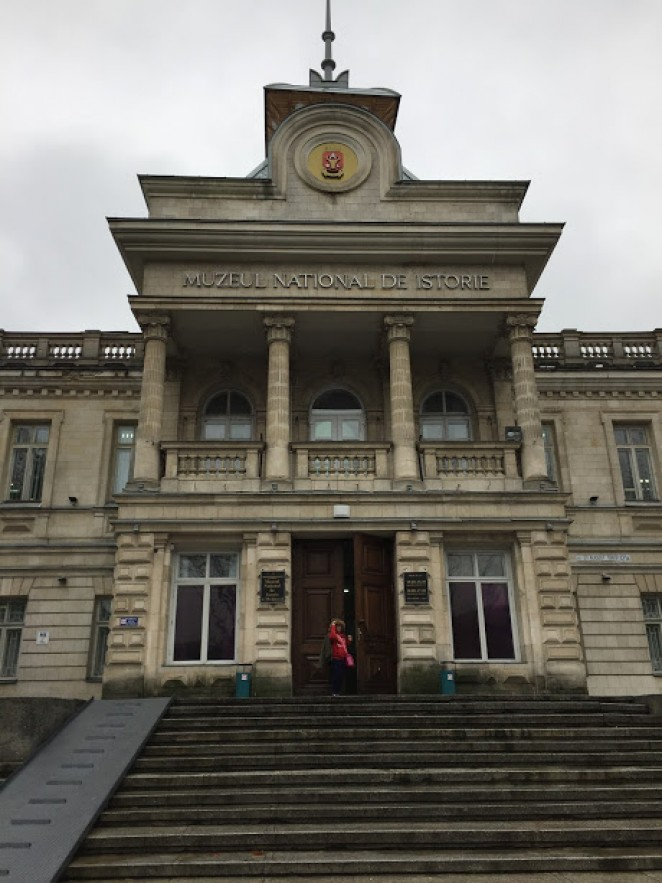 Национальный музей Молдовы в Кишиневе
