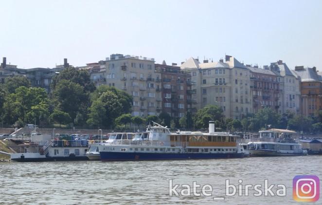 Плавающий автобус, Будапешт
