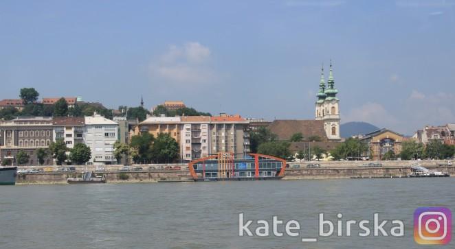 Берег Буды, Будапешт, Венгрия