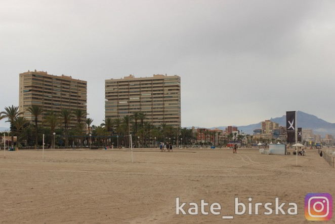 Пляж Сан-Хуан, Аликанте
