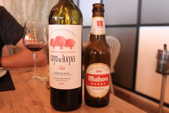 Алкоголь в Испании