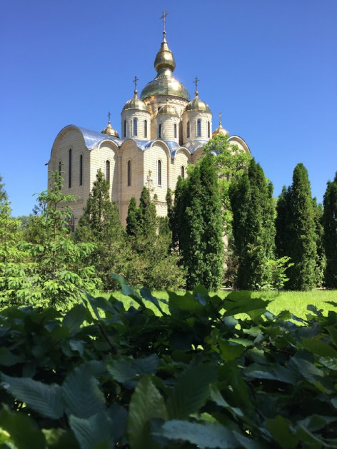 Свято-Михайловский кафедральный собор, Черкассы