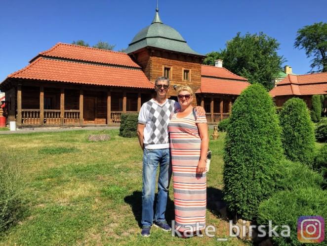 Резиденция Богдана Хмельницкого, Чигирин, Украина