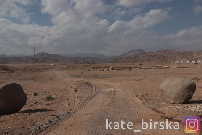 Дахаб, Синайский полуостров, Египет