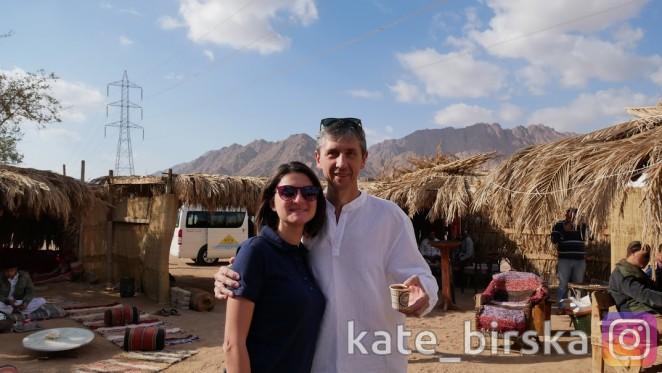 Бедуинская деревня, Дахаб, Египет