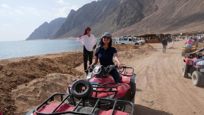 Квадроциклы в Египте