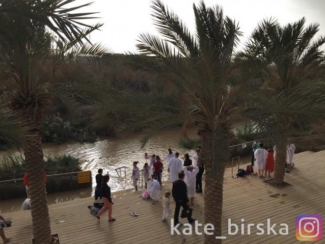 Река Иордан, Израиль