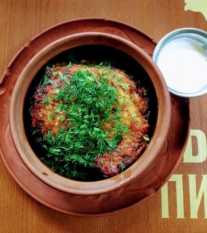 вкусная еда в Полтаве
