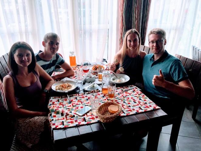 Ресторан Диканька, Ревизор, Полтава