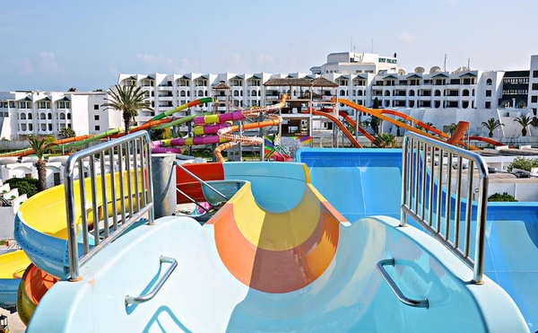Thalassa Sousse Resort and Aqua Park