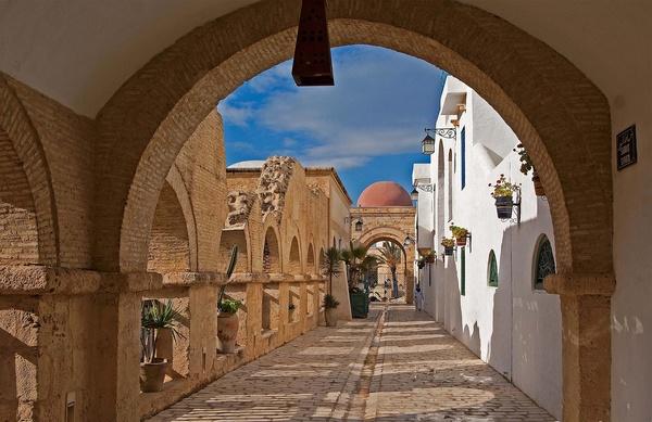 Хаммамет, Тунис