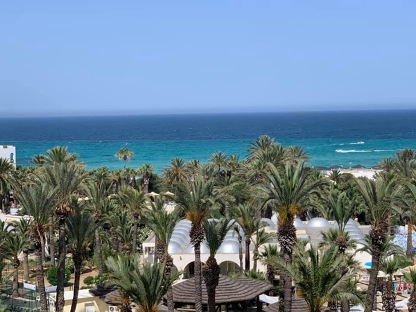 Тунис, отель Merhaba Beach