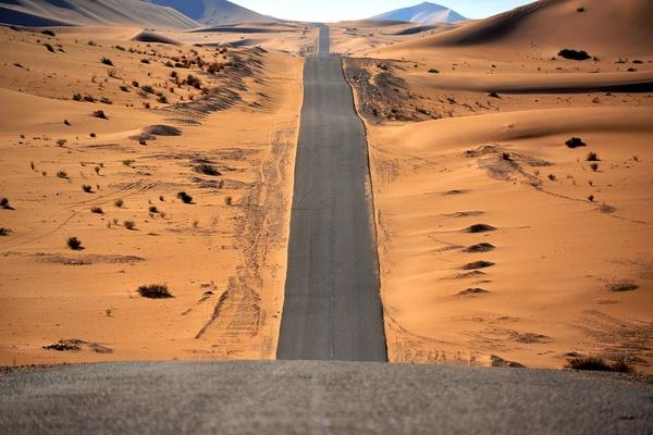 Сахара, Тунис