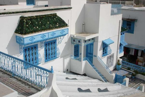 Сиди-бу-Саид, Тунис