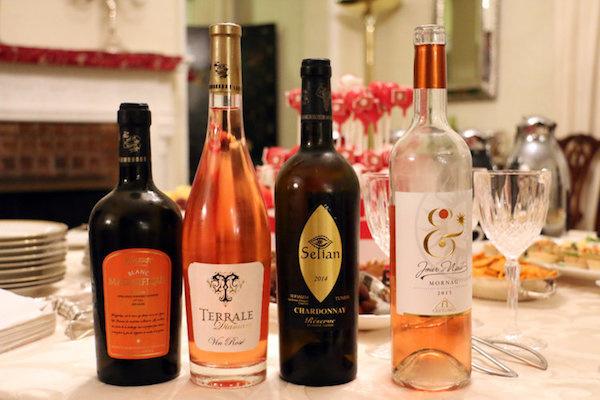 Вино в Тунисе