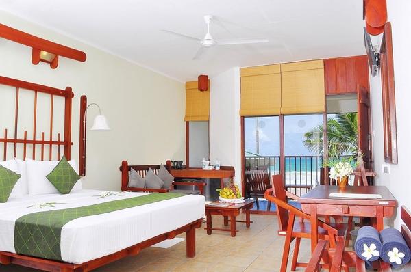 Koggala Beach Hotel, номера