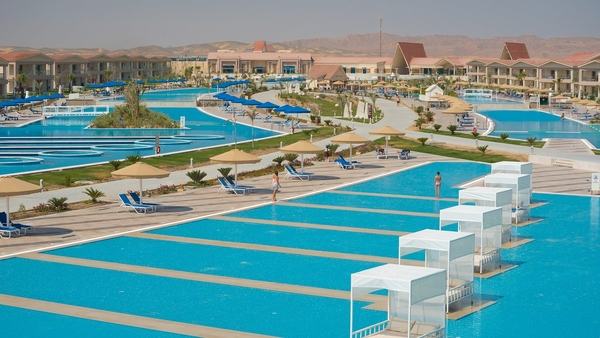 Отель Albatros Sea World Marsa Alam 5*