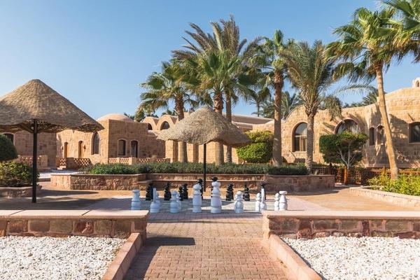 Новые отели Египта