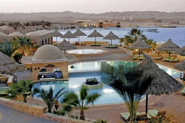 Отель Movenpick Resort El Quseir 5*
