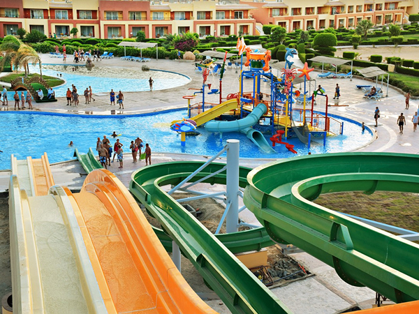Отель Malikia Resort Abu Dabbab