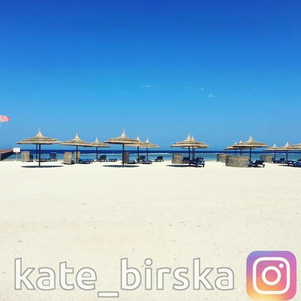 Пляж отеля Новотель, Марса Алам