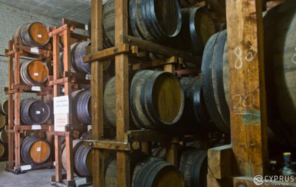 Винодельня на Кипре